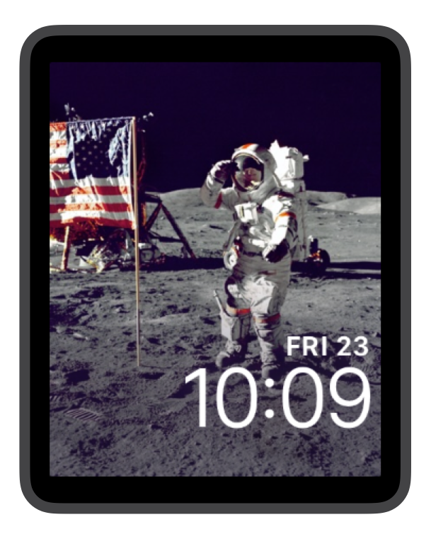We Landed on the Moon